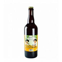 Bière La Mascotte Ambrée 75cl