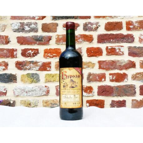 Hypocras - vin rouge médiéval aux arômes de rose & dépices