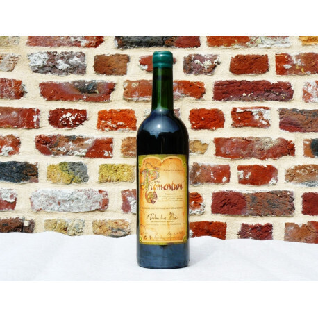 Pigmentum - vin rouge médiéval aromatisé aux agrumes & épices