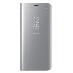Etui à rabat Clear View Cover Samsung GALAXY S8