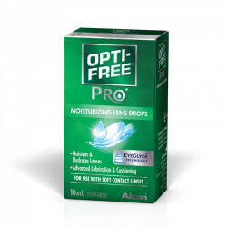 OPTIFREE PRO 10ML