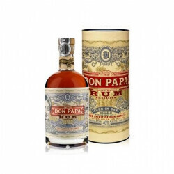 Rhum Philippines Don Papa 7 ans tube