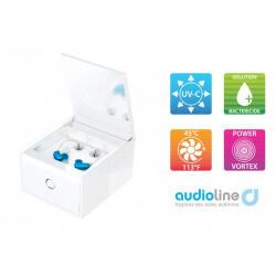 PERFECTCLEAN 2.0. Nettoyage, Séchage, Stérilisation des aides auditives | SUIN