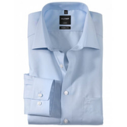 Chemise Modern Fit confortable Ciel Chambray