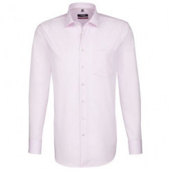 Chemise Modern Fit confortable Chambray Rose