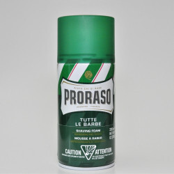 MOUSSE A RASER PRORASO