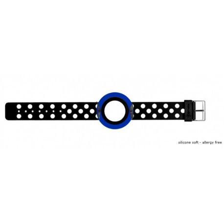 Bracelet pour montre modulable silicone