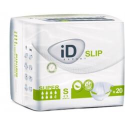 ID EXPERT Slip Super SMALL protection de nuit pour adulte change complet