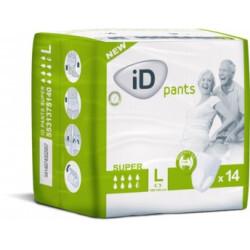 ID EXPERT Pants Super LARGE protection de nuit pour adulte change complet