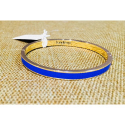 Bracelet Bangle-up Bleu faïence