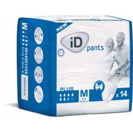 ID EXPERT Pants Plus MEDIUM protection de jour pour adulte change complet