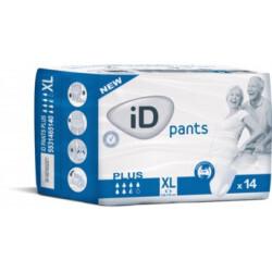 ID EXPERT Pants Plus XL protection de jour pour adulte change complet