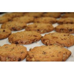 Cookies pépites de chocolat et noix de pécan