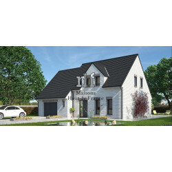 Construction de maison individuelle type Morlincourt