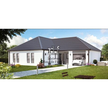 Construction de maison individuelle type Gondecourt