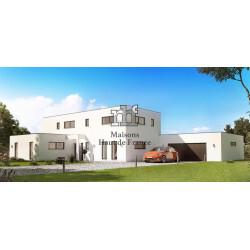 Construction de maison individuelle type Bavincourt