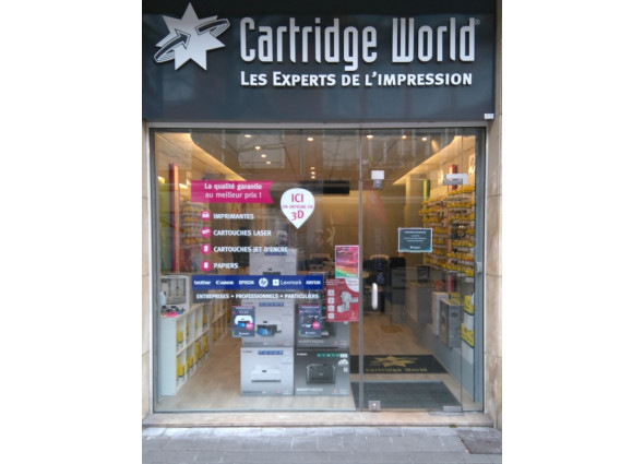 Cartridge World - 1